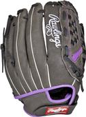 "Rawlings 12"" Youth Softball Fastpitch Glove"