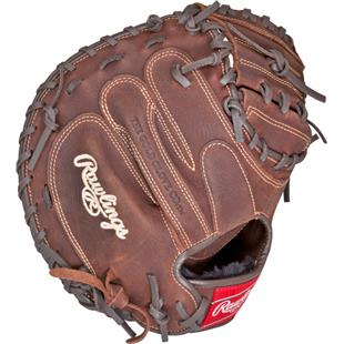 "Player Preferred 33"" Catcher's Baseball Mitt"