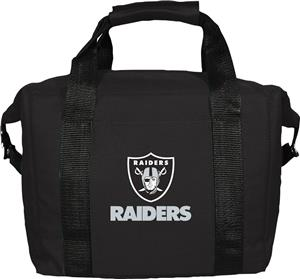 NFL Oakland Raiders 12 Pack Soft-Sided Cooler