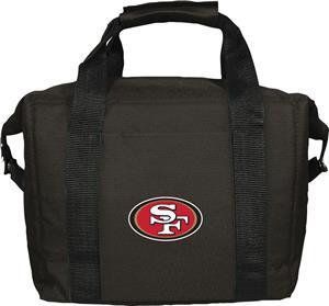 NFL San Francisco 49er's 12 Pack Soft-Sided Cooler