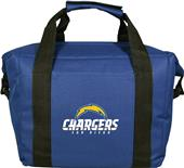 NFL San Diego Chargers 12 Pack Soft-Sided Cooler