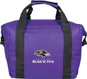 NFL Baltimore Ravens 12 Pack Soft-Sided Cooler