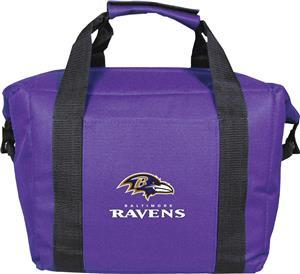 NFL Baltimore Ravens 12 Pack Soft-Sided Cooler