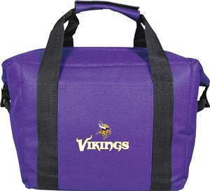 NFL Minnesota Vikings 12 Pack Soft-Sided Cooler