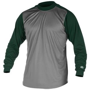 Rawlings Microfiber Mock Turtleneck Shirts LRMT