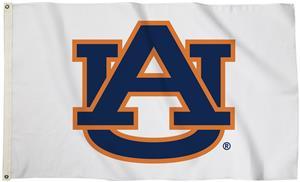 Collegiate Auburn 3'x5' Flag w/Grommets