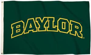Collegiate Baylor Logo 3'x5' Flag w/Grommets