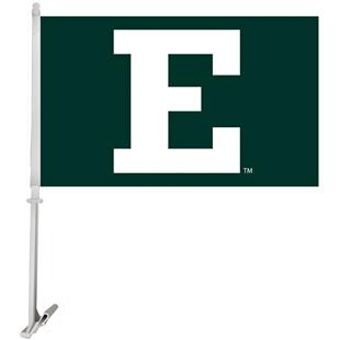 Collegiate Eastern Michigan 2-Sided 11x18 Car Flag