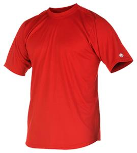 Rawlings Microfiber Short Sleeve Athletic Shirts
