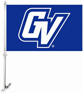 Collegiate Grand Valley St. 2-Sided 11x18 Car Flag