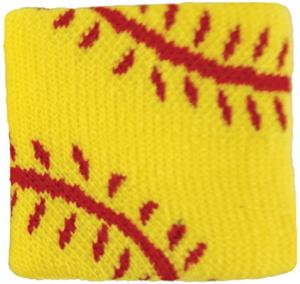 Red Lion Playball Wristbands PAIR - Closeout