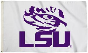 Collegiate LSU Eye 3'x5' Flag w/Grommets