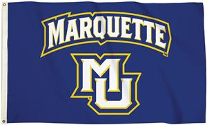Collegiate Marquette 3'x5' Flag w/Grommets