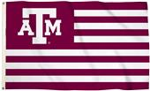 Collegiate Texas A & M 3'x5' Flag w/Grommets