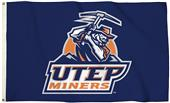 Collegiate UTEP 3'x5' Flag w/Grommets
