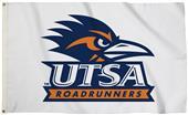 Collegiate UTSA White 3'x5' Flag w/Grommets