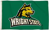Collegiate Wright State 3'x5' Flag w/Grommet
