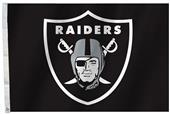 NFL Oakland Raiders 2'x3' Flag w/Grommet