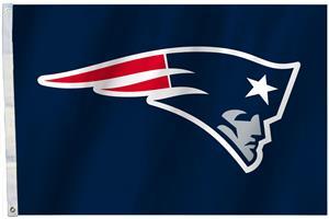NFL New England Patriots 2'x3' Flag w/Grommet