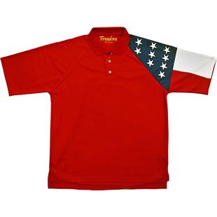 ROCKPOINT Adult Freedom Allegiance Polo