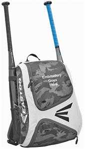 Easton E110BP Baseball Backpacks Holds 2 Bats