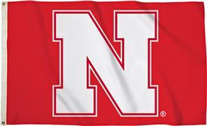 BSI COLLEGIATE Nebraska Cornhuskers 3' x 5' Flag