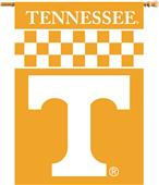 "COLLEGIATE Tennessee Vols 2-Sided 28"" x 40"" Banner"
