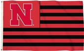 COLLEGIATE Nebraska Huskers 3' x 5' Flag