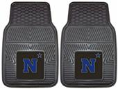 Fan Mats U.S. Naval Academy Vinyl Car Mat (set)