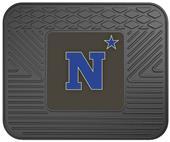 Fan Mats NCAA U.S. Naval Academy Utility Mats