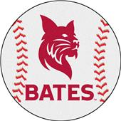 Fan Mats NCAA Bates College Baseball Mat