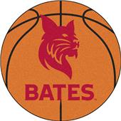 Fan Mats NCAA Bates College Basketball Mat