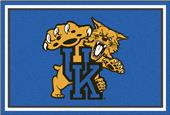 Fan Mats NCAA University of Kentucky 5'x8' Rug