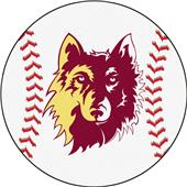 Fan Mats NCAA Northern State Univ. Baseball Mat