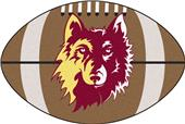 Fan Mats NCAA Northern State Univ. Football Mat
