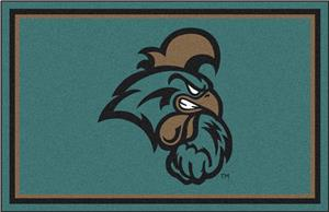 Fan Mats NCAA Coastal Carolina 4'x6' Rug