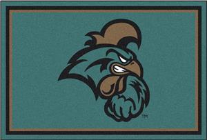 Fan Mats NCAA Coastal Carolina 5'x8' Rug
