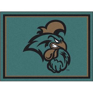Fan Mats NCAA Coastal Carolina 8'x10' Rug