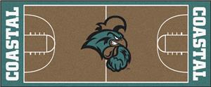 Fan Mats Coastal Carolina Basketball Court Runner