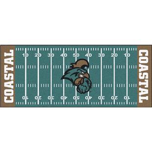 Fan Mats Coastal Carolina Football Field Runner