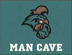 Fan Mats Coastal Carolina Man Cave All Star Mat