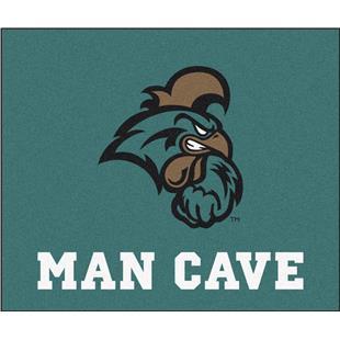 Fan Mats Coastal Carolina Man Cave Tailgater Mat