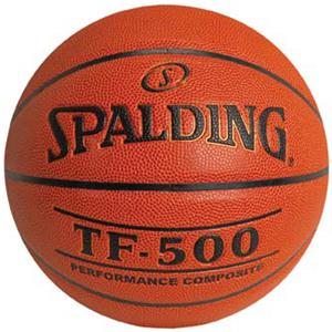 Spalding Composite TF-500 Basketballs