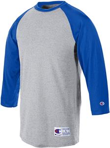 Champion Adult Youth Raglan Baseball T-Shirt