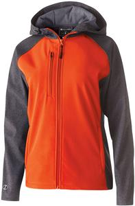 Holloway Ladies Raider Soft Shell Jacket