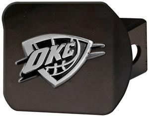Fan Mats NBA Oklahoma City Thunder Hitch Cover