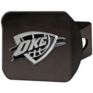 Fan Mats NBA Oklahoma City Thunder Hitch Cover