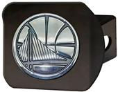 Fan Mats NBA Golden State Warriors Hitch Cover
