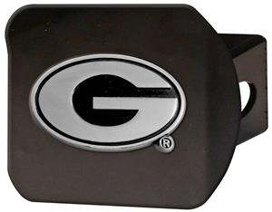 Fan Mats NCAA University of Georgia Hitch Cover