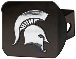 Fan Mats NCAA Michigan State Univ. Hitch Cover